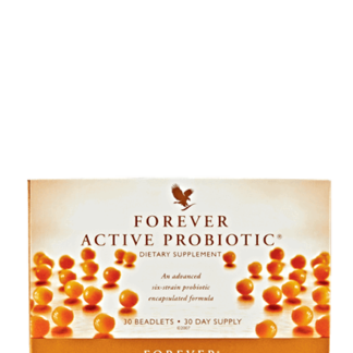 Forever ACTIVE PROBIOTIC - Ref 222 - Nutrilife Experts - Forever Living - Aloe Vera 1