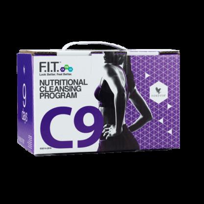 Programme Detox C9 1- NutriLIFE Experts - Forever - Aloe Vera - Forever CLEAN 9
