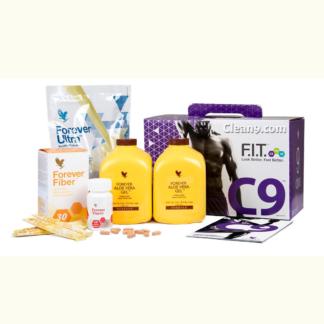 Programme Detox C9 2- NutriLIFE Experts - Forever - Aloe Vera - Forever Clean 9