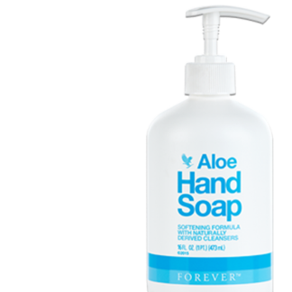 ALOE HAND SOAP - Ref 523 - Nutrilife Experts - Forever Living - Aloe Vera 1