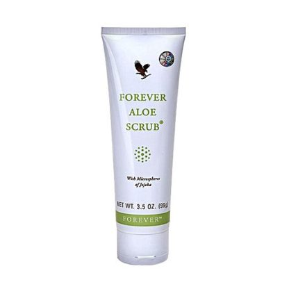 ALOE SCRUB - Ref 238 - Nutrilife Experts - Forever Living - Aloe Vera 1
