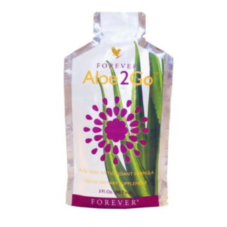 Aloe 2 Go - Ref 1270 - Nutrilife Experts - Forever Living - Aloe 1