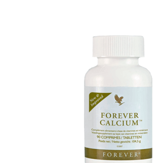 FOREVER CALCIUM - Ref 206 - Nutrilife Experts - Forever Living - Aloe Vera 1
