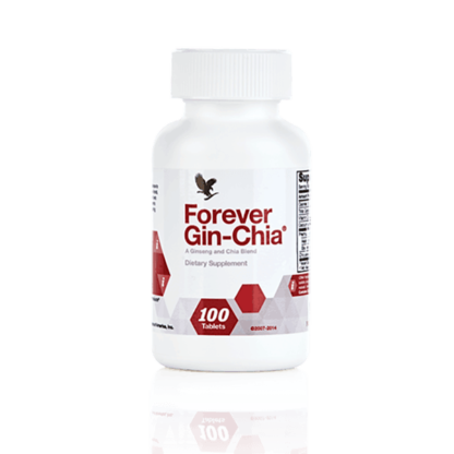 FOREVER GIN-CHIA - Ref 47 - Nutrilife Experts - Forever Living - Aloe Vera 2