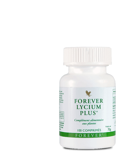 FOREVER LYCIUM PLUS - Ref 72 - Nutrilife Experts - Forever Living - Aloe Vera 1