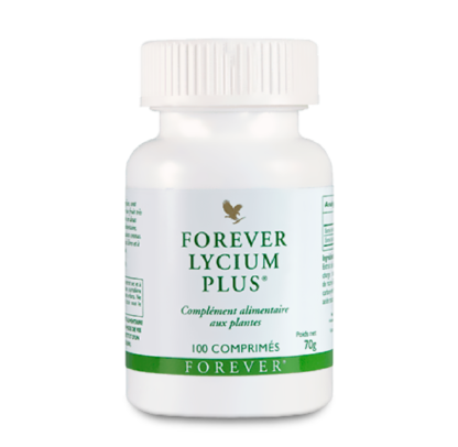 FOREVER LYCIUM PLUS - Ref 72 - Nutrilife Experts - Forever Living - Aloe Vera 2