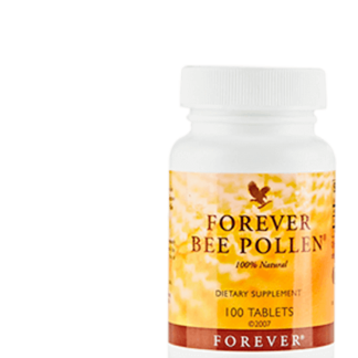 Forever Bee Pollen - Ref 26 - Nutrilife Experts - Forever Living - Aloe Vera 1