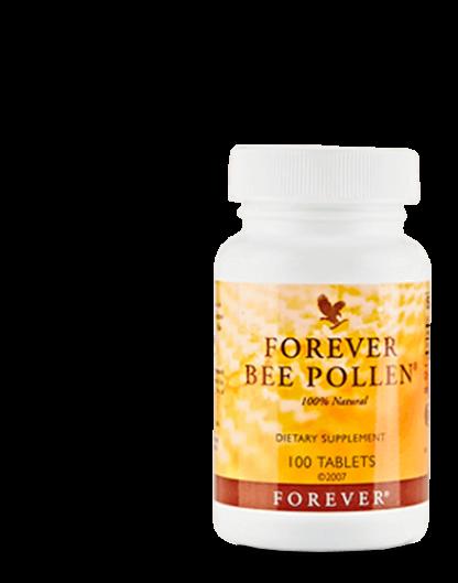 Forever Bee Pollen - Ref 26 - Nutrilife Experts - Forever Living - Aloe Vera 1