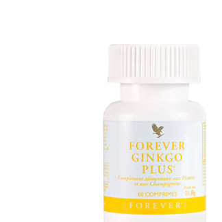 GINKGO PLUS - Ref 73 - Nutrilife Experts - Forever Living - Aloe Vera 1